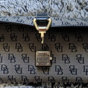 Dooney & Bourke Bags - NWOT Dooney and Bourke Tri-Fold Wallet with Lock